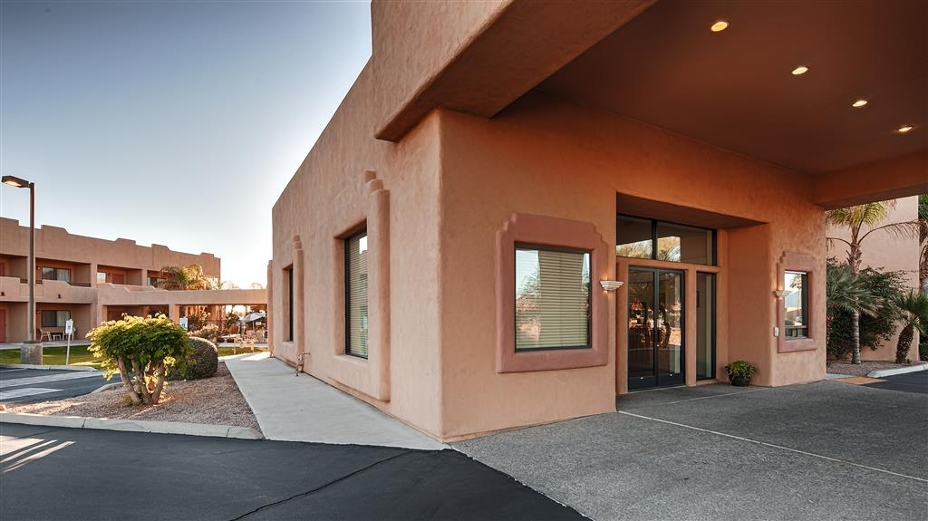 Best Western Apache Junction Inn - Vista esterna