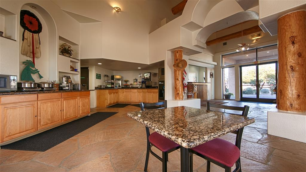Best Western Apache Junction Inn - Enjoy complimentary breakfast each day of your stay.