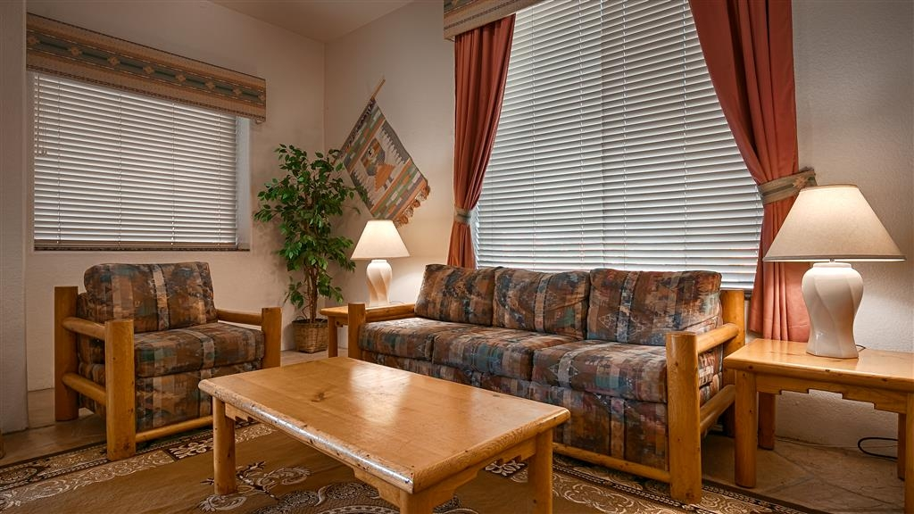 Best Western Apache Junction Inn - Vestíbulo