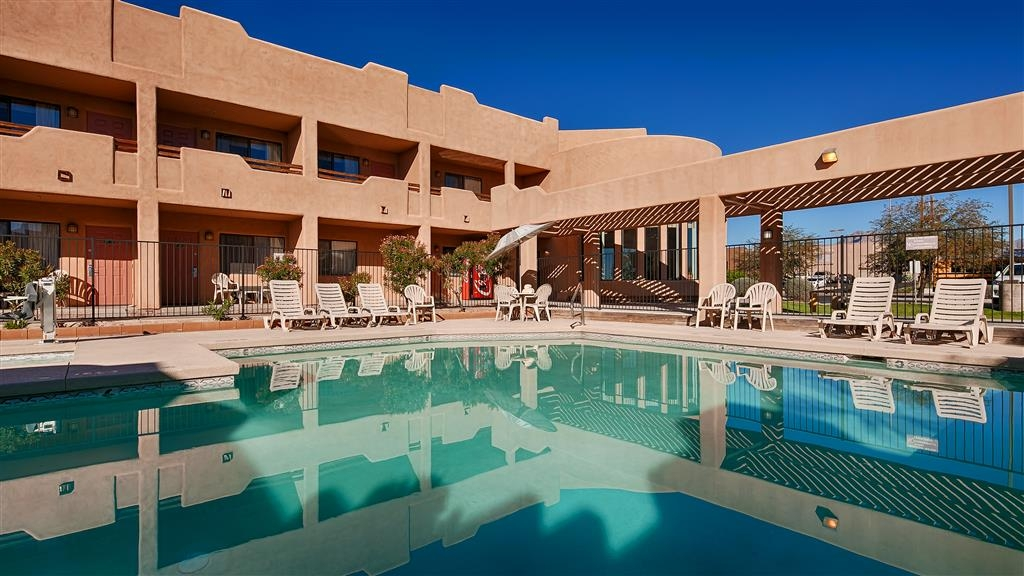Best Western Apache Junction Inn - Piscina