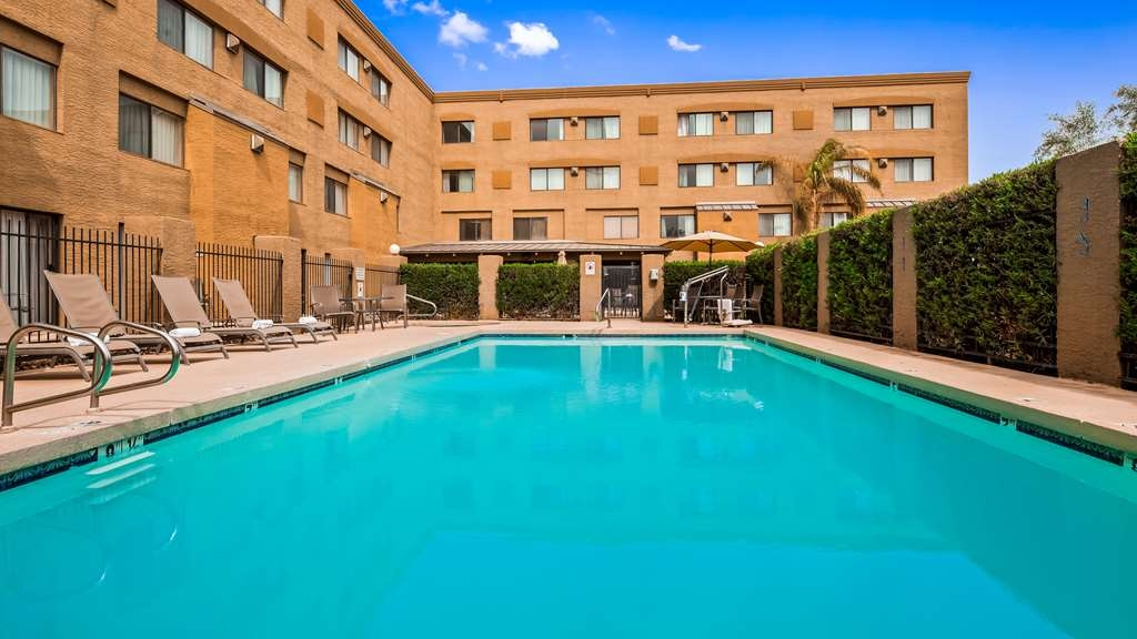 Best Western Plus Tempe by the Mall - Vista de la piscina