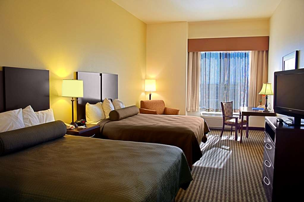 Best Western Legacy Inn & Suites - Standard Two Queen Bed Guest Room