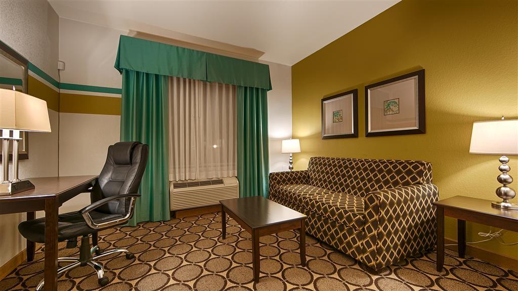 Best Western Douglas Inn & Suites - King Suite