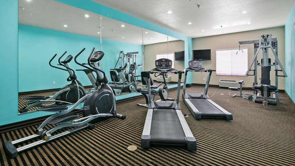 Best Western Sonora Inn & Suites - Fitness Center - Get energized with exercising on our treadmills, etc.