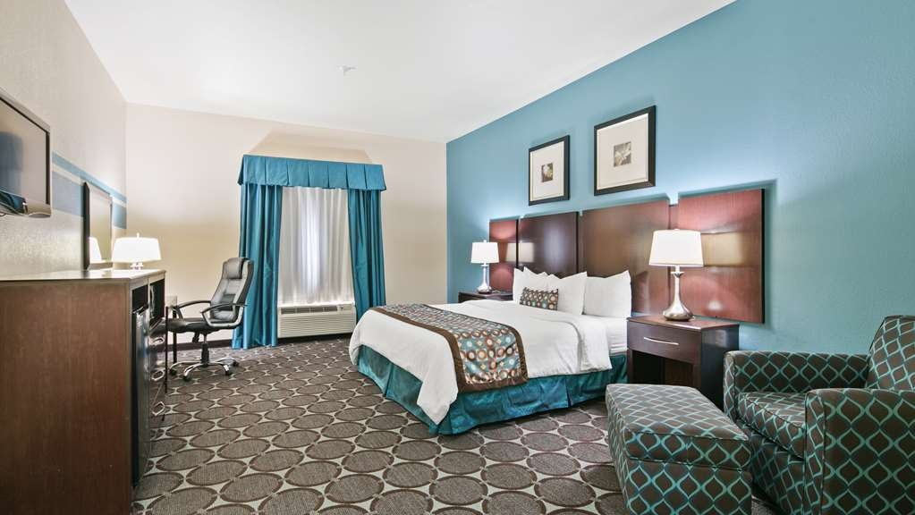 Best Western Sonora Inn & Suites - Our Standard King is perfect for extended stays or a weekend getaway.
