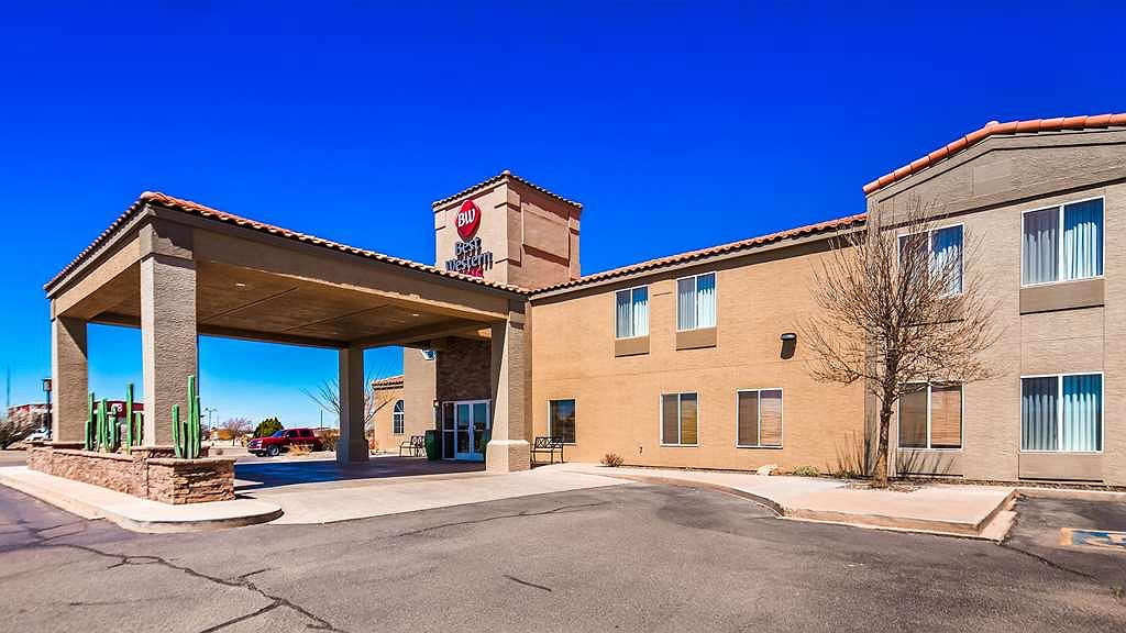 Best Western Plus Winslow Inn - Vista exterior