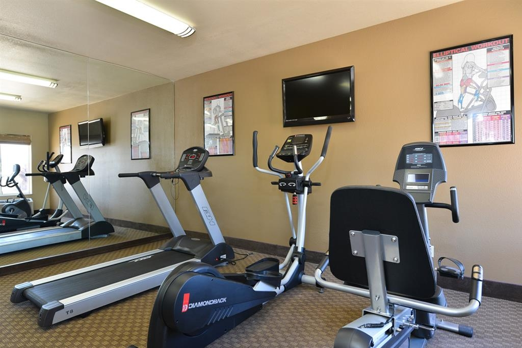 Best Western Plus Winslow Inn - exercise chambre