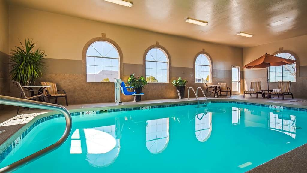 Best Western Plus Winslow Inn - Vue de la piscine