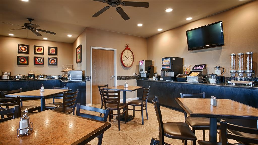Best Western Plus Winslow Inn - Restaurants