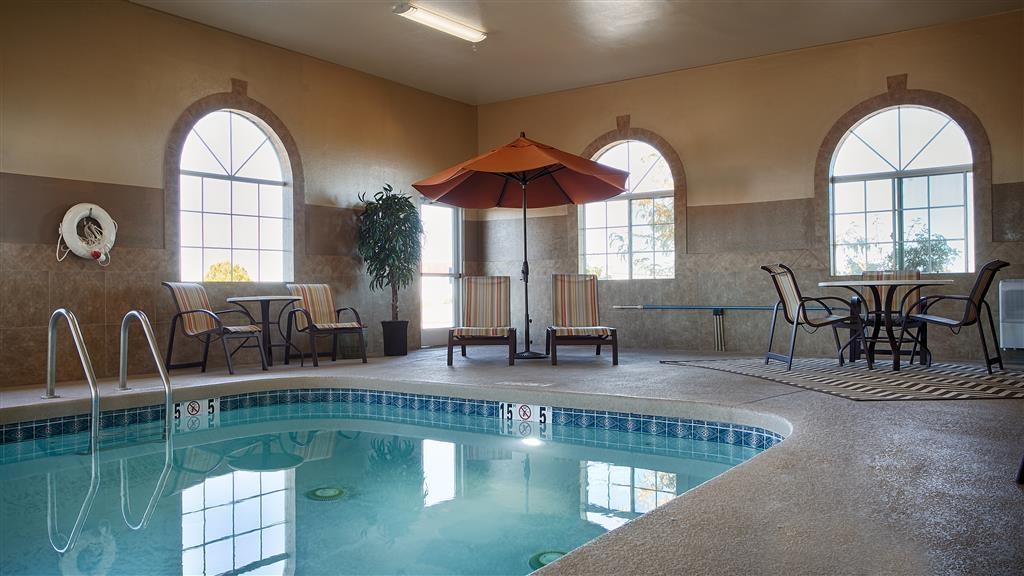 Best Western Plus Winslow Inn - Indoor Pool