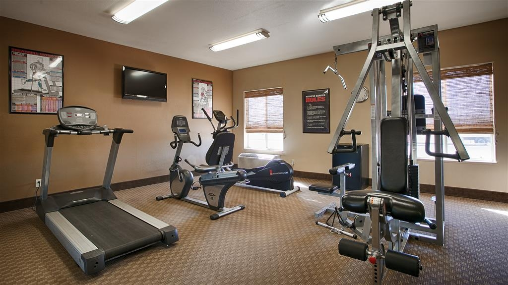 Best Western Plus Winslow Inn - Centre de fitness