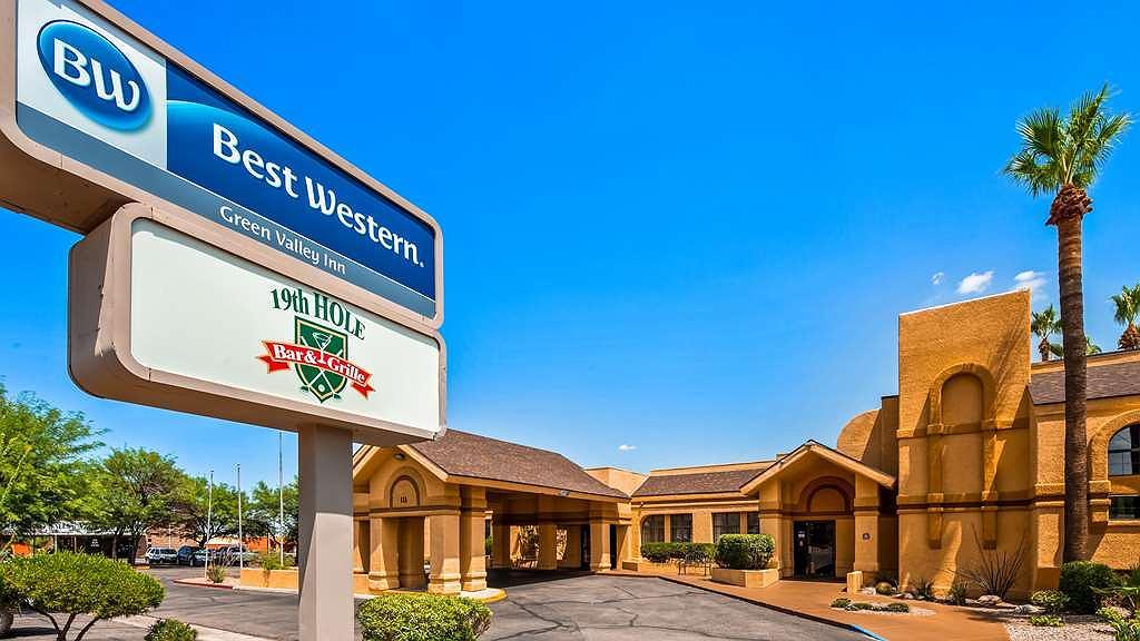 Best Western Green Valley Inn - Aussenansicht