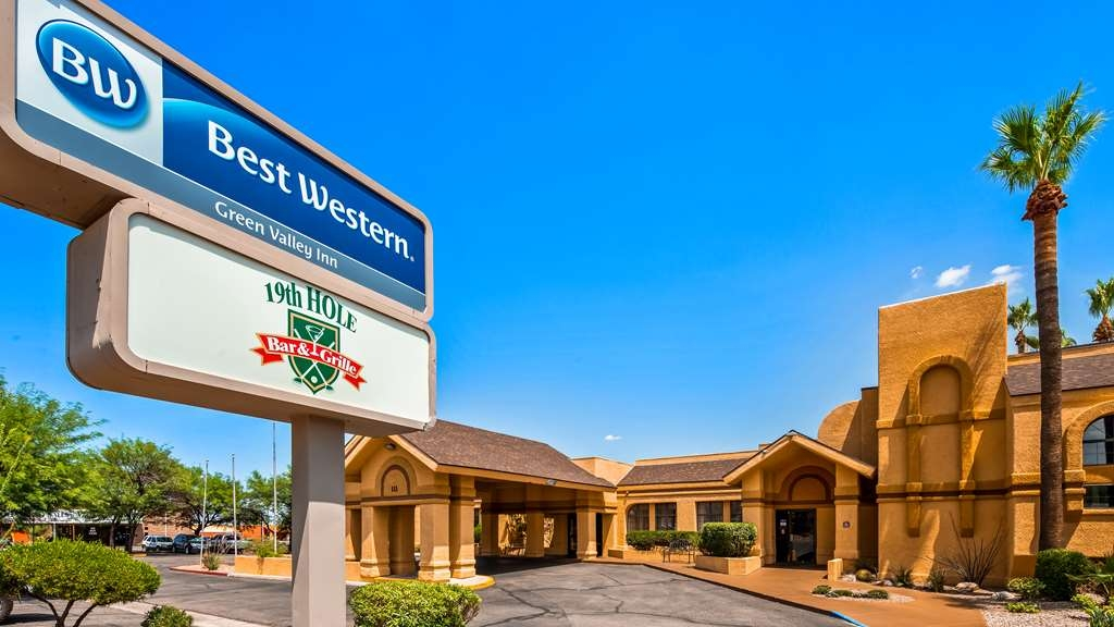 Best Western Green Valley Inn - Welcome to the Green Valley Inn.