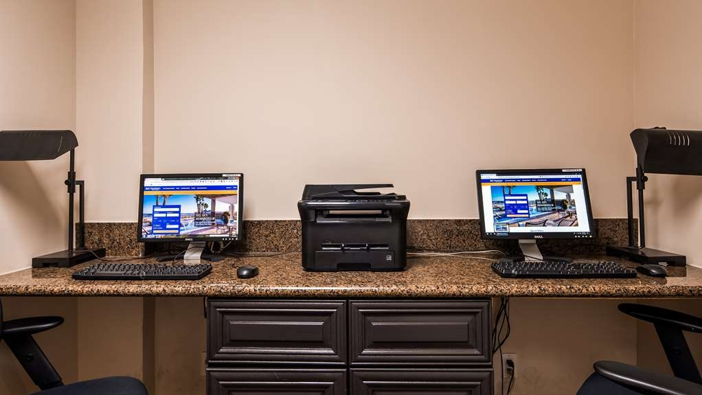 Best Western Green Valley Inn - Keep connected in our business center.