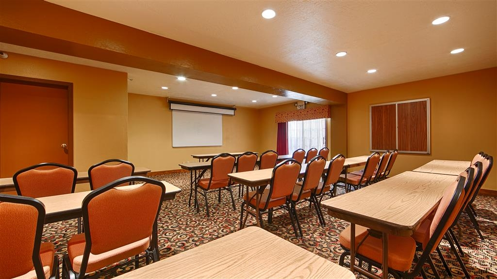 Best Western Green Valley Inn - Sala meeting