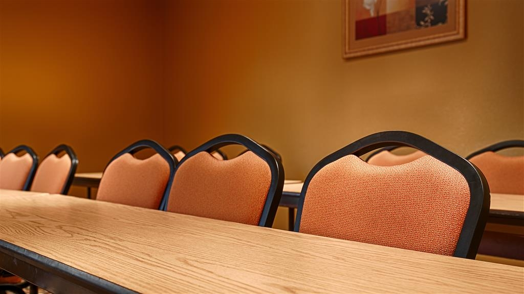 Best Western Green Valley Inn - Sala de reuniones