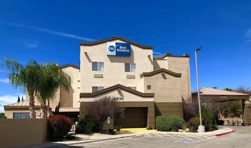 Best Western Gold Poppy Inn - Vista exterior