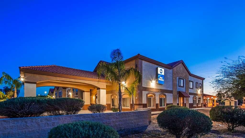 Best Western Tolleson Hotel - Facciata dell'albergo