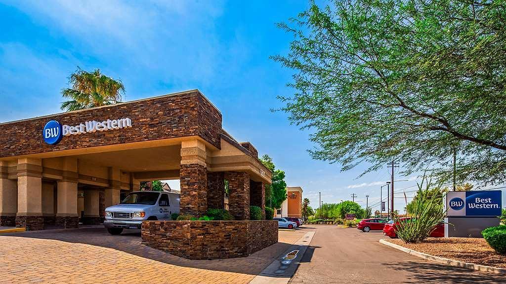 Best Western Tucson Int'l Airport Hotel & Suites - Area esterna