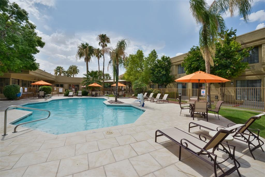 Best Western Tucson Int'l Airport Hotel & Suites - Swimmingpool (im Freien)