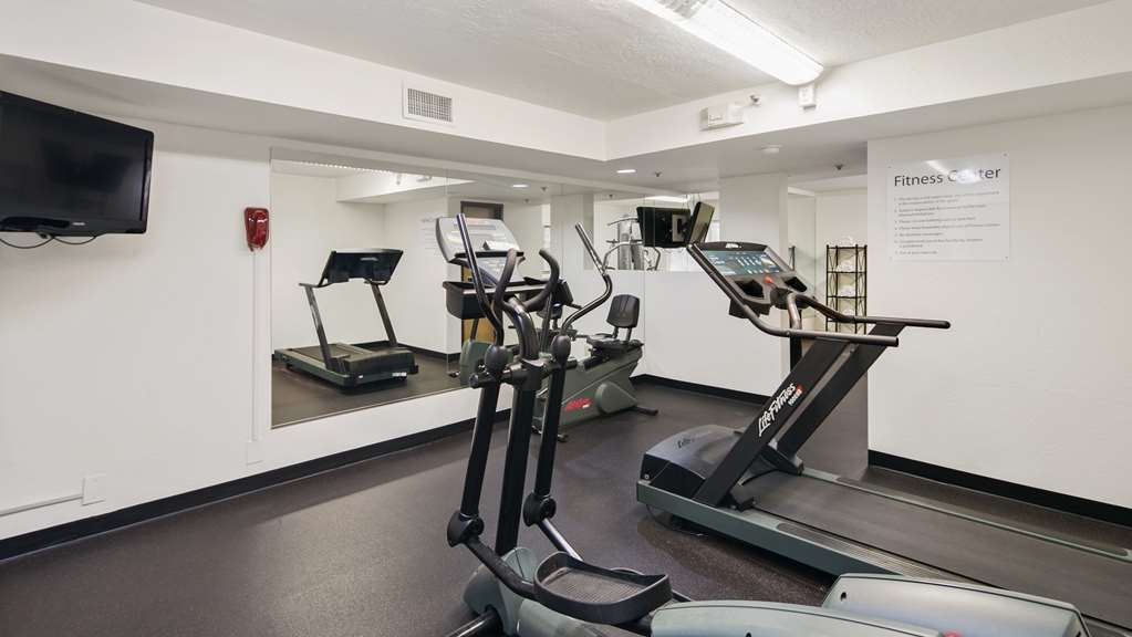 Best Western Plus Scottsdale Thunderbird Suites - exercise chambre