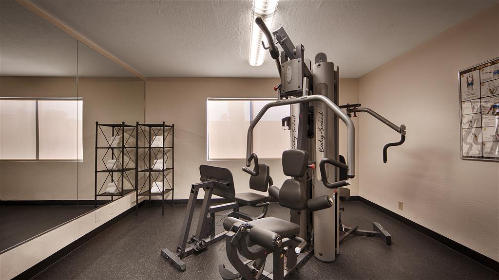 Best Western Plus Scottsdale Thunderbird Suites - Centro fitness