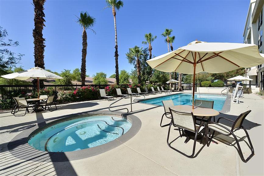 Best Western Plus Mesa - Vue de la piscine