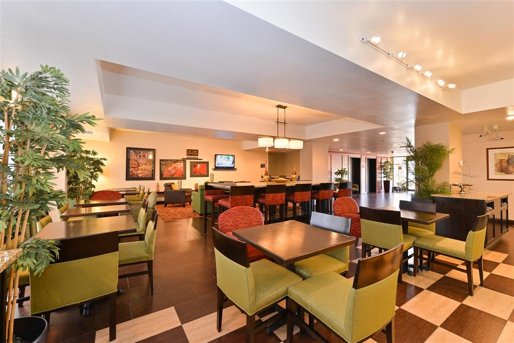 Best Western Plus Mesa - Enjoy a complimentary hot breakfast every morning at the Best Western Plus Mesa.