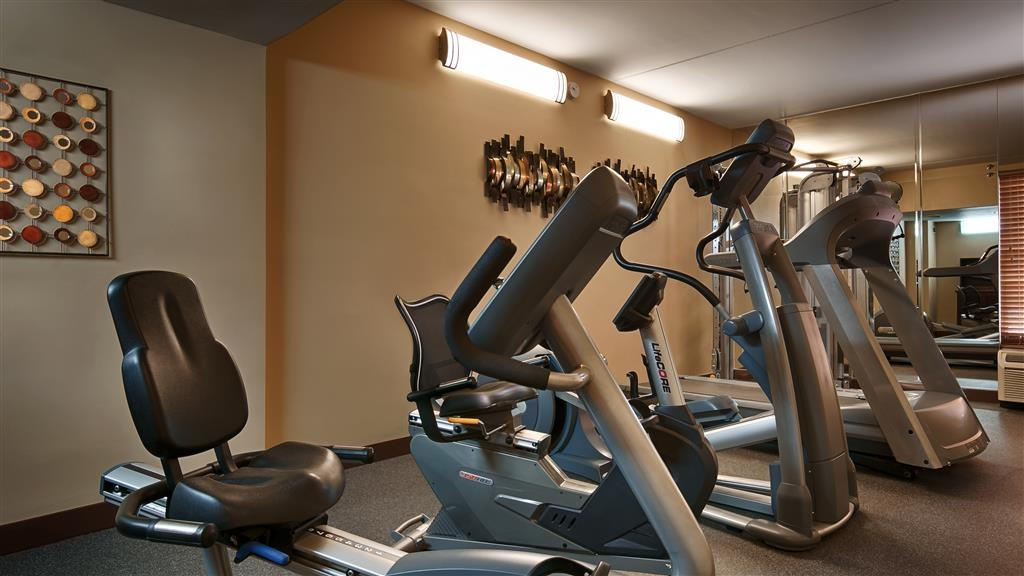 Best Western Plus Mesa - Fitness Center