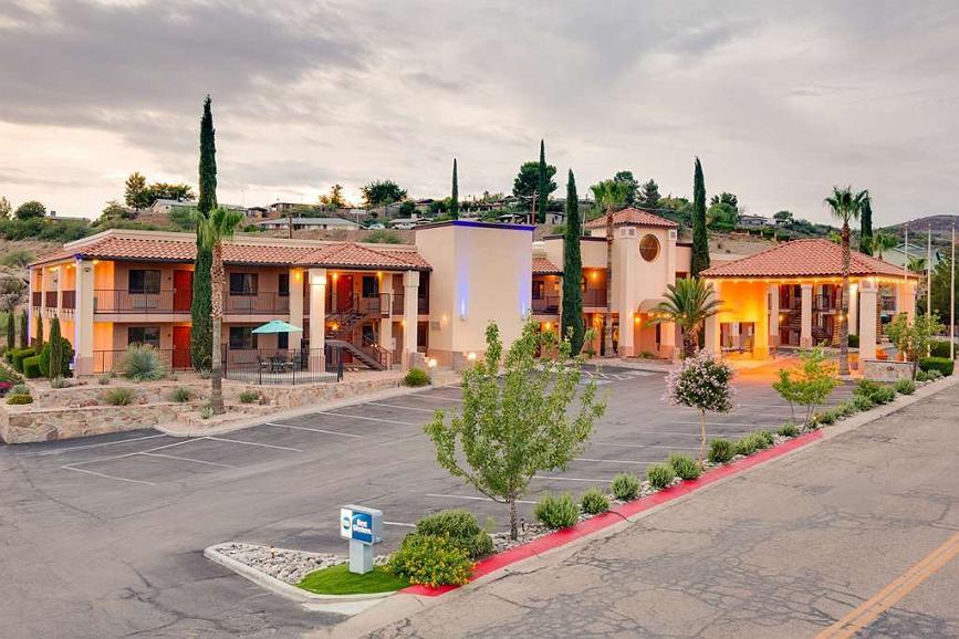 Best Western Copper Hills Inn - Vista exterior