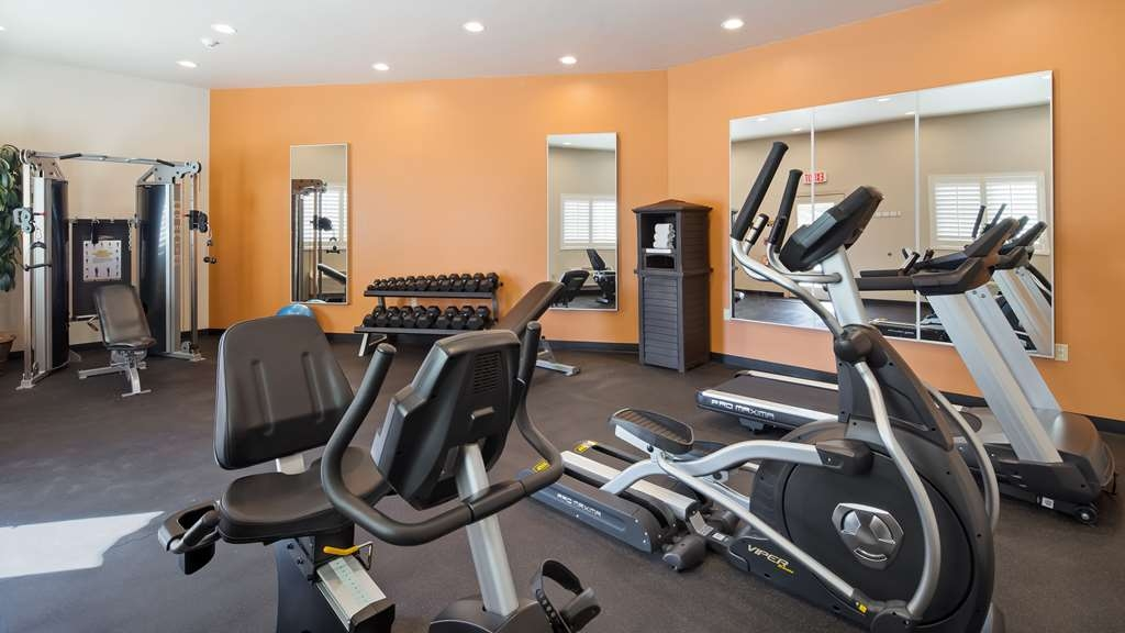 Best Western Copper Hills Inn - Let us help you keep your heart rate up!