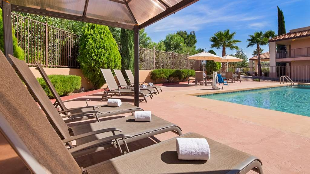 Best Western Copper Hills Inn - Piscina