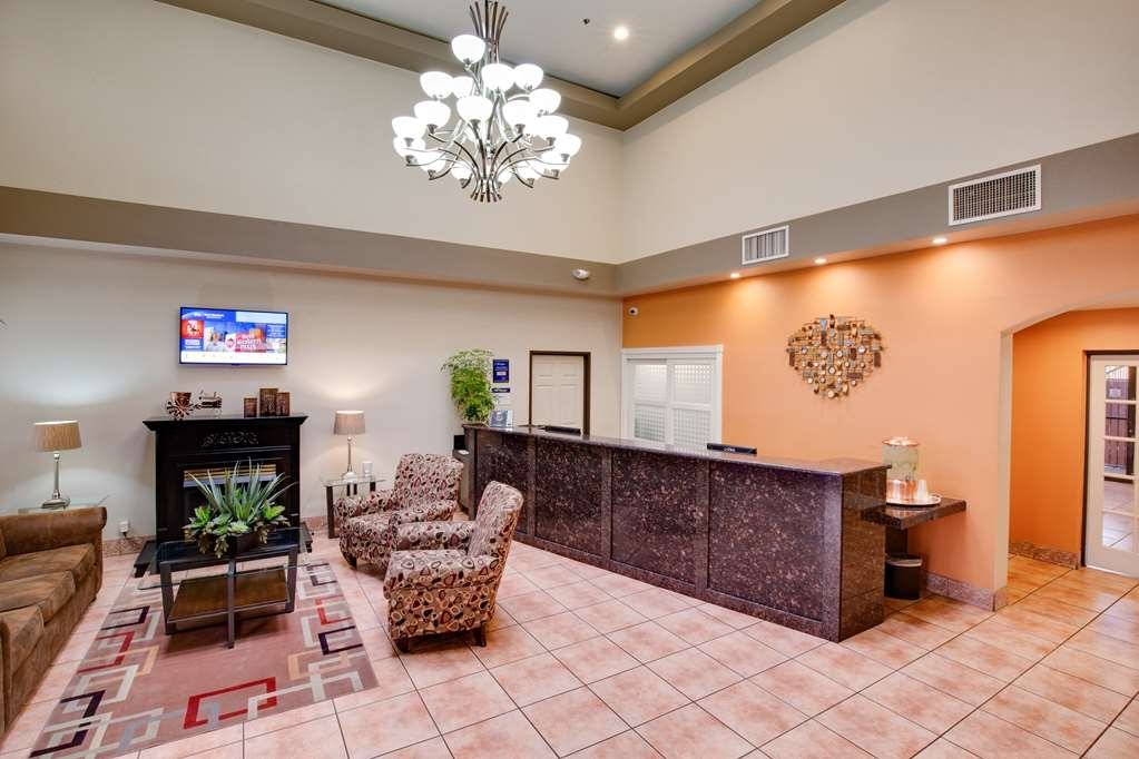 Best Western Copper Hills Inn - Hall