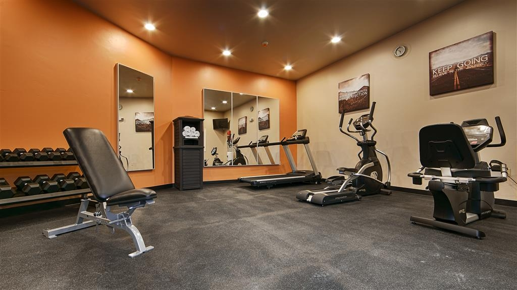 Best Western Copper Hills Inn - Centro fitness