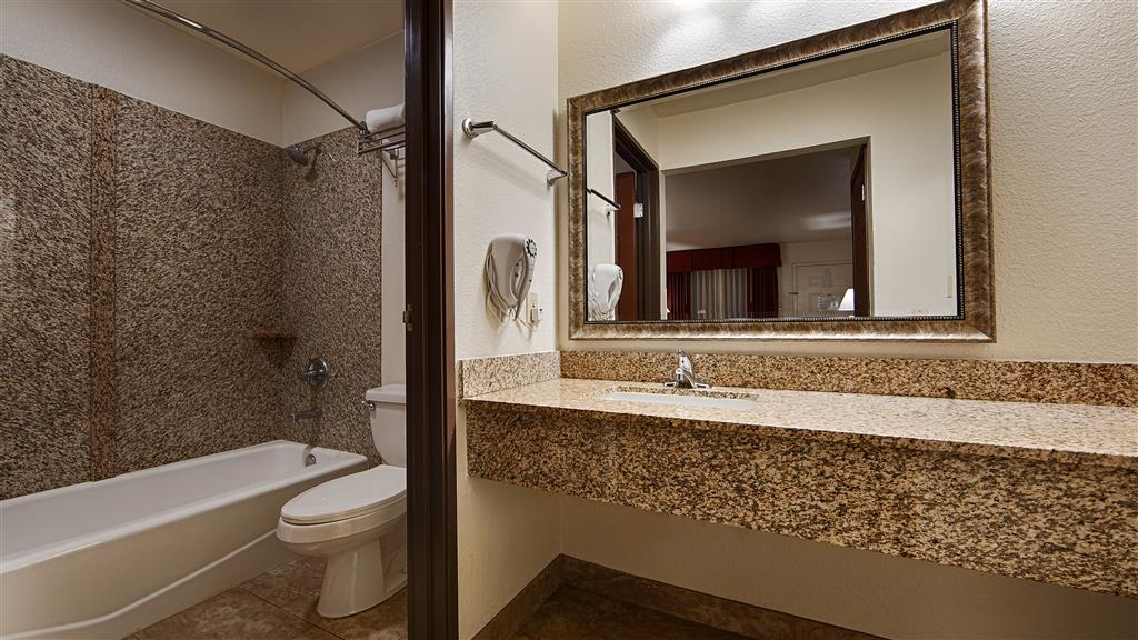 Best Western Copper Hills Inn - Bagno