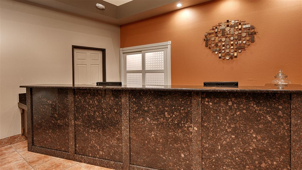 Best Western Copper Hills Inn - Reception