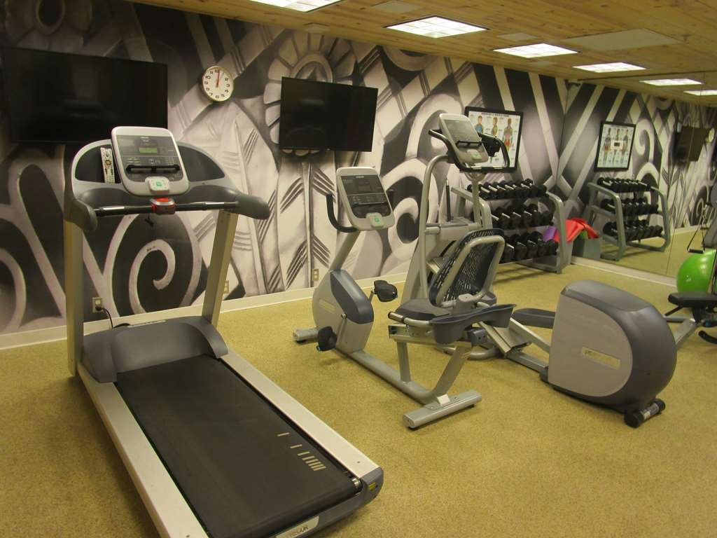 Best Western Plus Chandler Hotel & Suites - Fitnessstudio