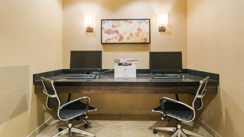 Best Western Plus Chandler Hotel & Suites - affari-centro