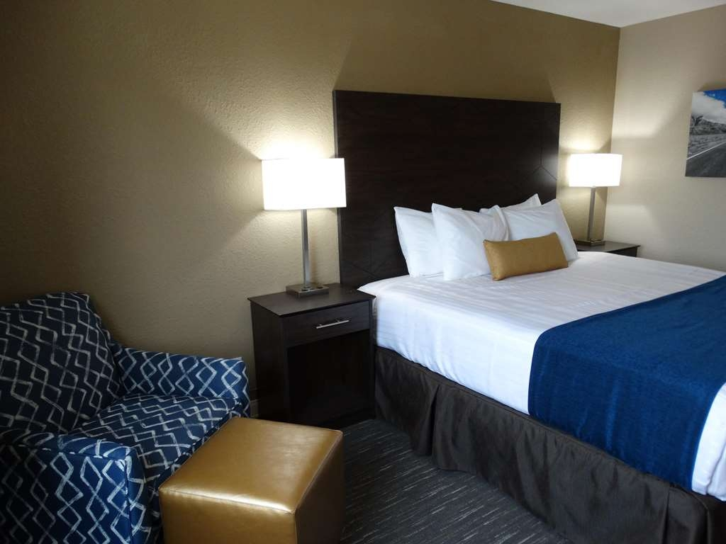 Best Western Snowflake Inn - Mobility Accessible King Guest Room