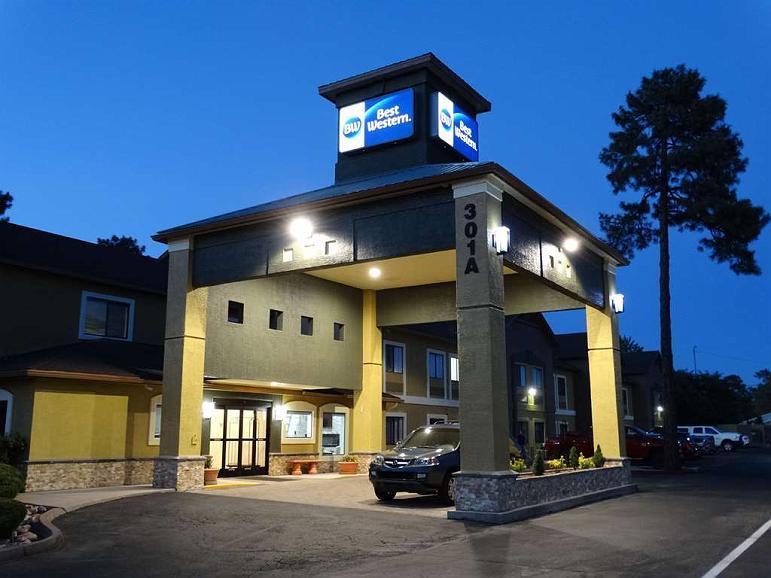 Best Western Inn of Payson - Façade