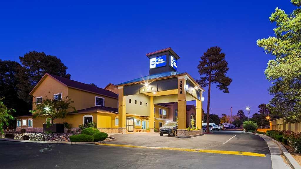 Best Western Inn of Payson - Night Exterior