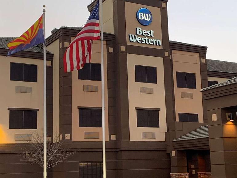Best Western Downtown Phoenix - Vista exterior