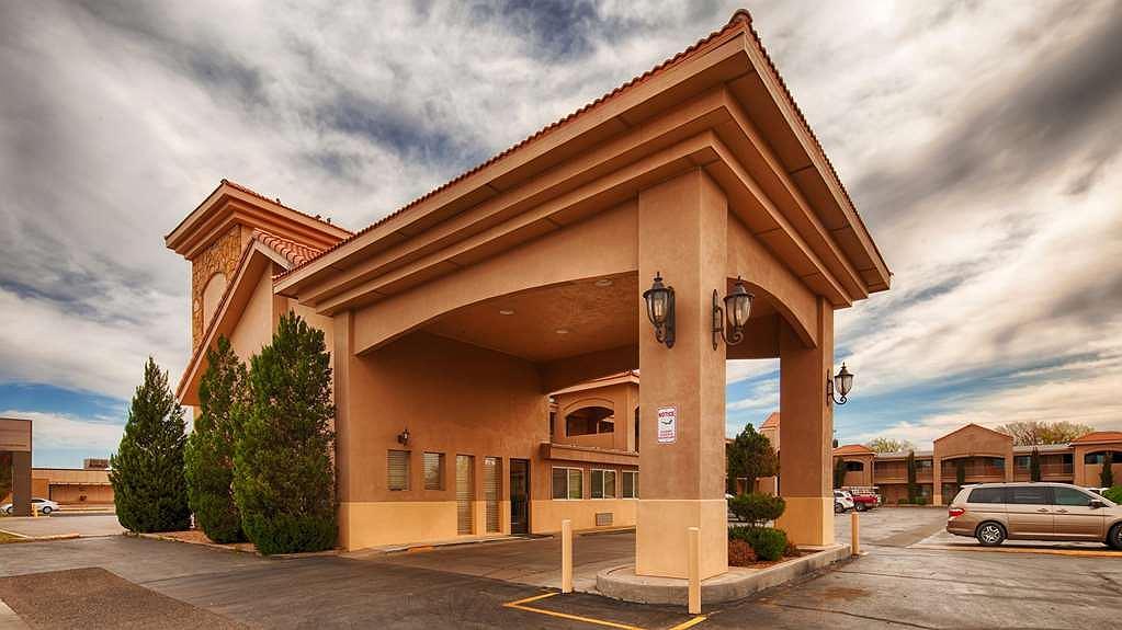Best Western El Rancho Palacio - Vista exterior