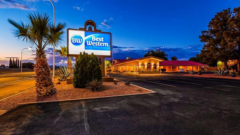 Best Western Mission Inn - Area esterna