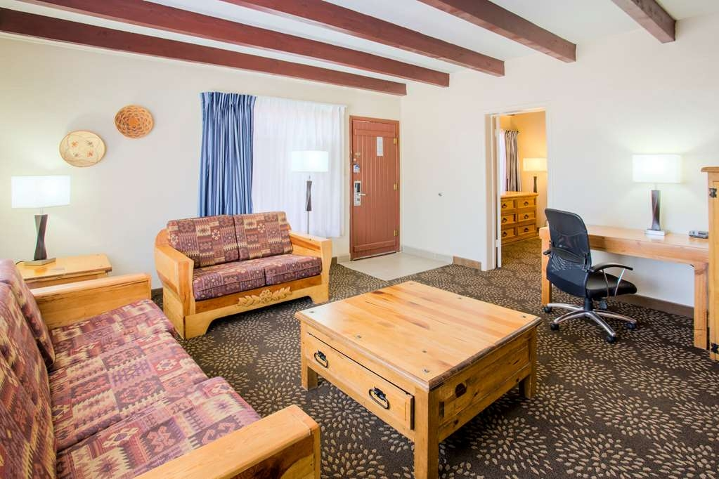 Best Western Mission Inn - habitación de huéspedes