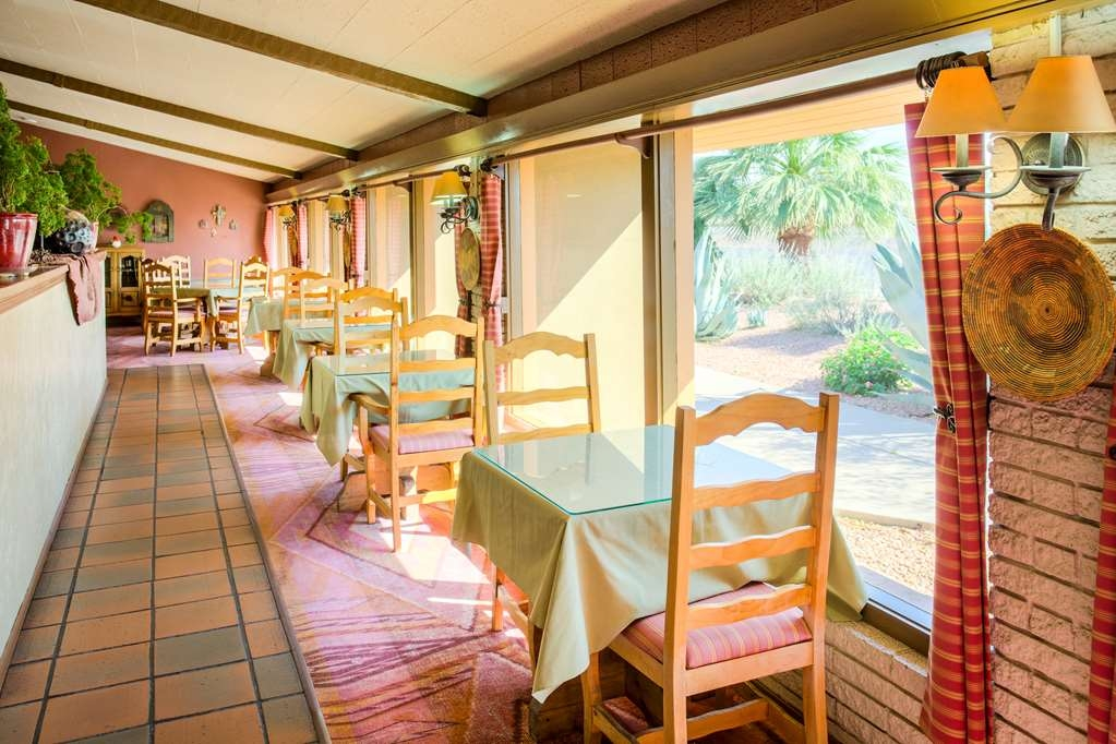 Best Western Mission Inn - Enjoy our complimentary hot and healthy breakfast every morning!