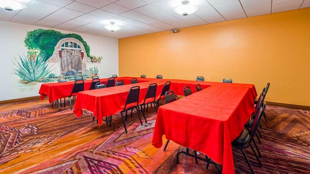 Best Western Mission Inn - Sala de reuniones