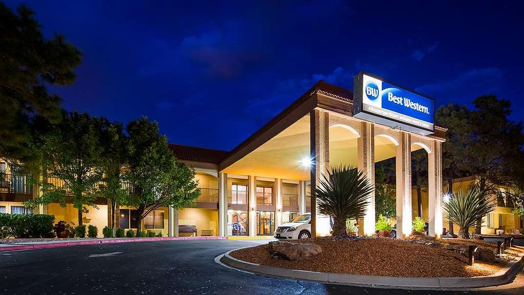 Hotel In Albuquerque Best Western Airport Albuquerque Inn