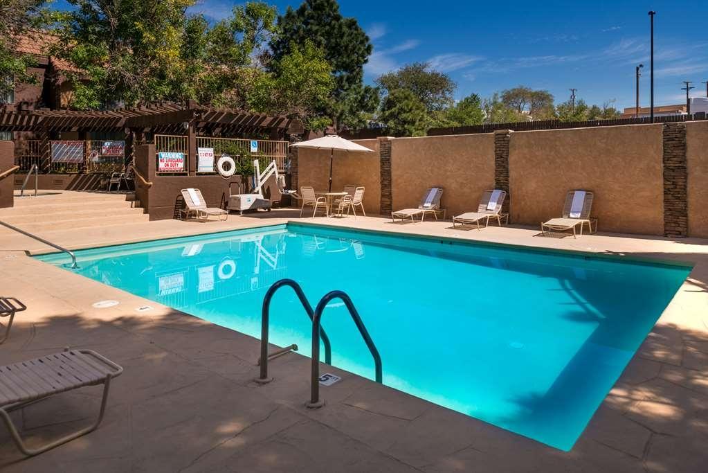 Best Western Airport Albuquerque InnSuites Hotel & Suites - Piscina