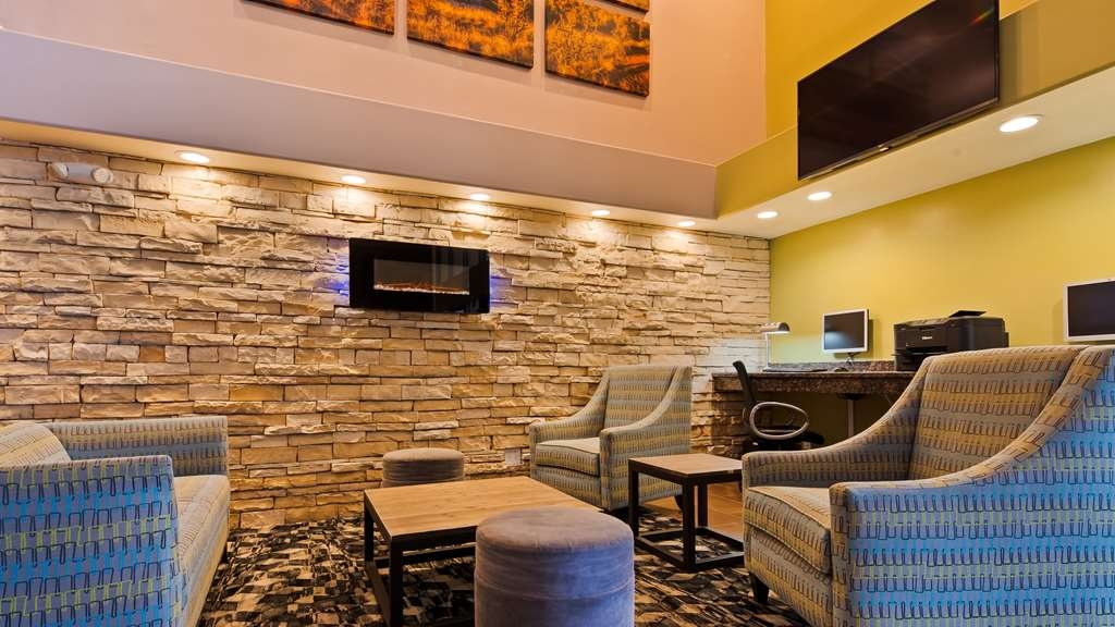 Best Western Airport Albuquerque InnSuites Hotel & Suites - Lobbyansicht